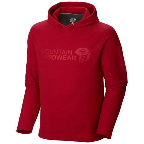Mountain Hardwear Microchill Fleece Hoodie - UPF 50 (For Men)