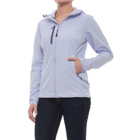 Mountain Hardwear Super Chockstone™ Hooded Jacket - UPF 50 (For Women)