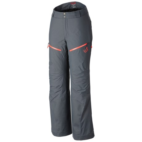 Mountain Hardwear Seraction Dry.Q Elite Pants - Insulated (For Women)