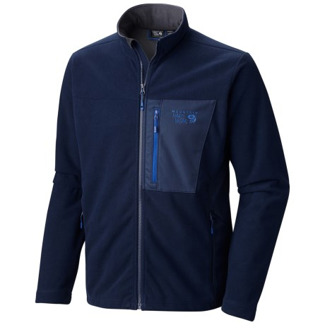 Mountain Hardwear Scrambler Fleece Jacket (For Men)