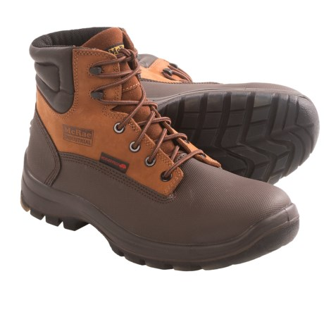 "good work boots - Review of McRae 6"" Industrial EH Work Boots"