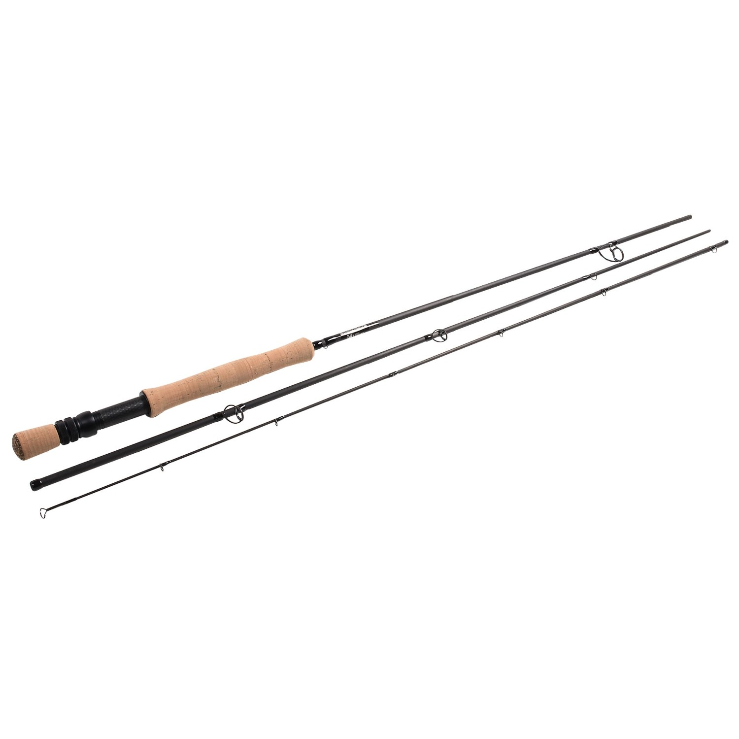 Redington nano titanium fly fishing rod 3 piece 8190v for 3 piece fishing rod
