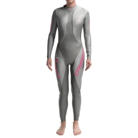 Camaro X-Pulsor Overall Triathlon Wetsuit - 5/1mm, Flotation Panels (For Women)
