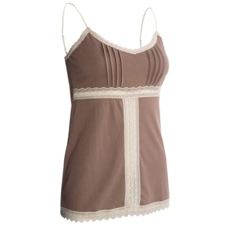 B Up Sophie Basics Camisole - Pima Cotton-Modal (For Women)