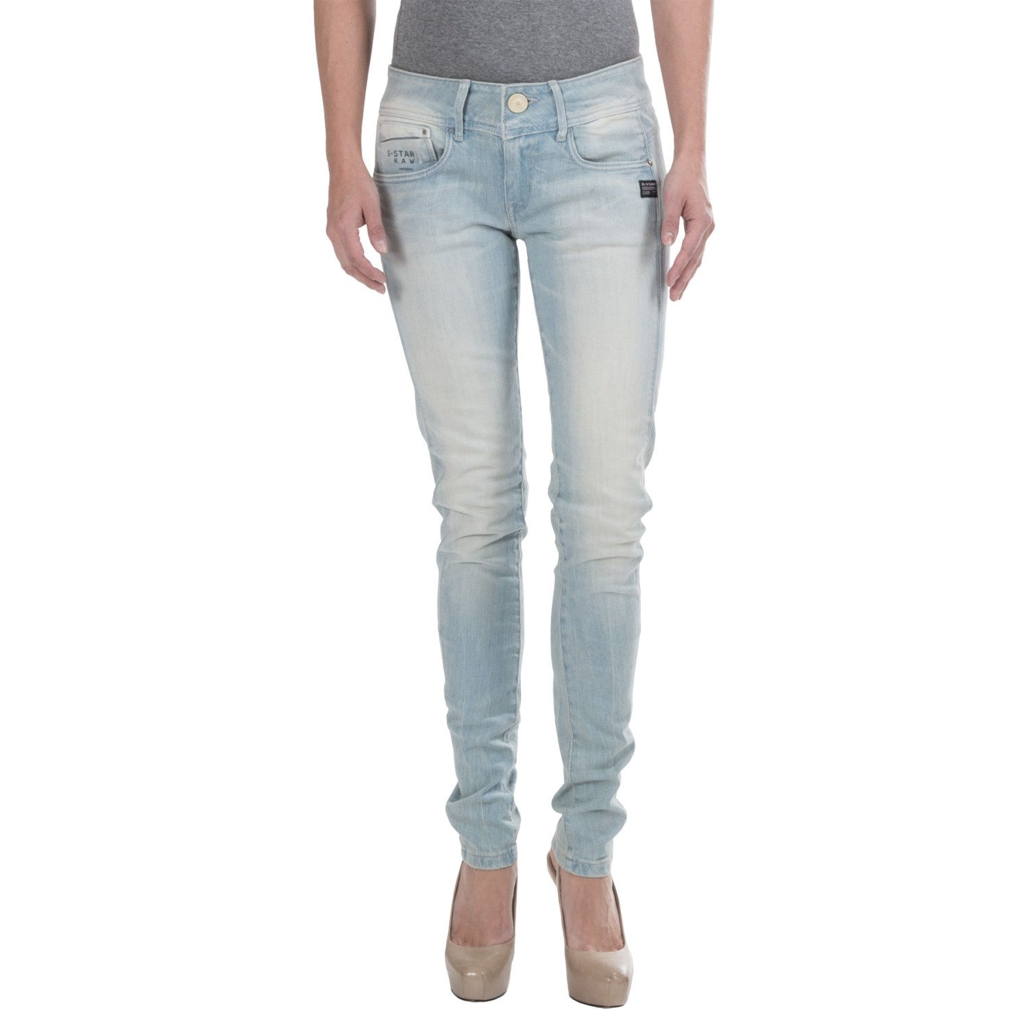 star raw midge cody skinny jeans for women 8202j save 66. Black Bedroom Furniture Sets. Home Design Ideas
