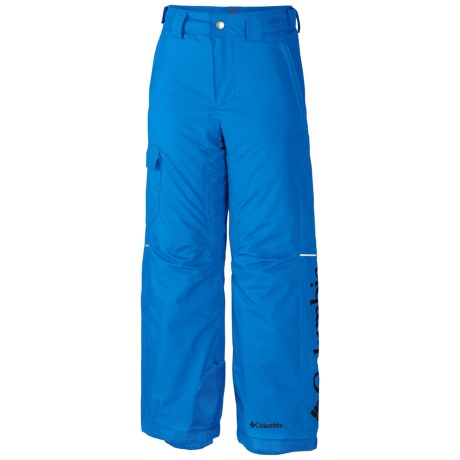 Columbia Sportswear Bugaboo Omni-Heat® Snow Pants - Insulated (For Little and Big Boys)