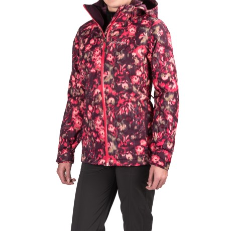 Columbia Sportswear Whirlibird Interchange Omni-Heat® Omni-Tech® Jacket - 3-in-1 (For Women)