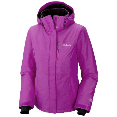 Columbia Sportswear Alpine Action Omni-Heat® Jacket - Insulated (For Women)
