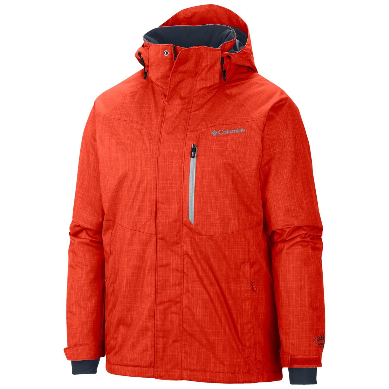 Columbia Sportswear Alpine Action Omni-Heat® Jacket (For ...