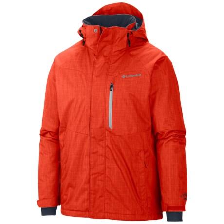 Columbia Sportswear Alpine Action Omni-Heat® Jacket - Waterproof, Insulated (For Men)