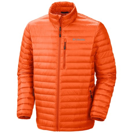 Columbia Sportswear Compactor Down Omni-Heat® Jacket - 800 Fill Power (For Men)