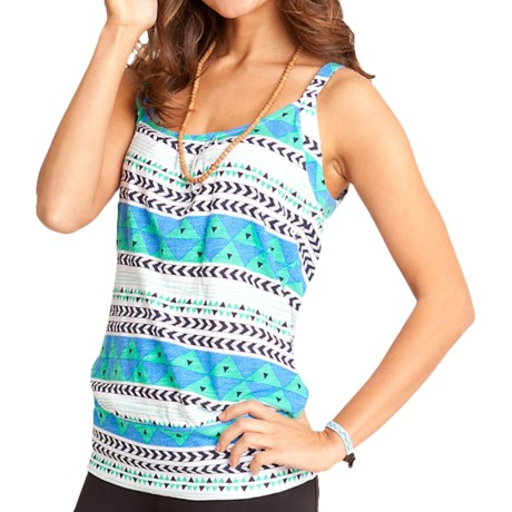 Carve Designs Newport Tank Top - Organic Cotton (For Women)