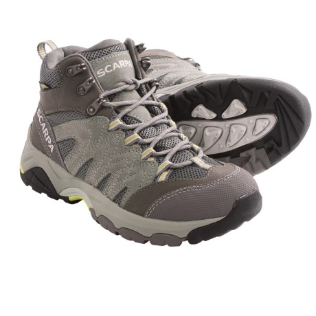 Scarpa Moraine Mid Gore-Tex® Hiking Boots - Waterproof (For Women)