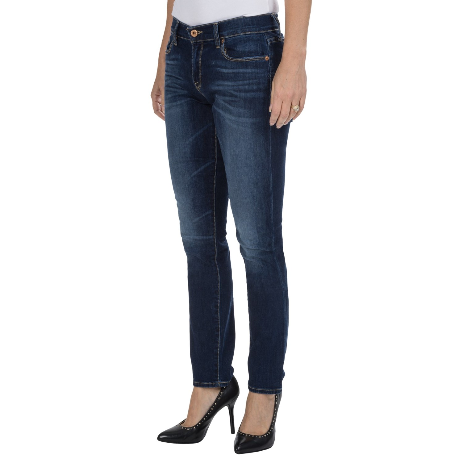 Shop women's jeans and denim from White House Black Market. Jeans for every body. Free shipping for all WHBM rewards members.