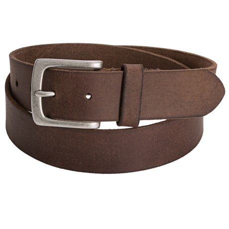 Timberland Oiled Leather Belt (For Men)