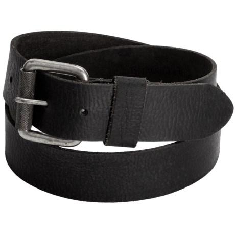 Timberland Milled Belt - Leather (For Men)