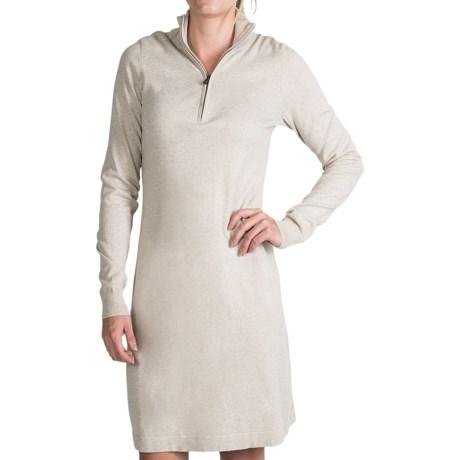 Tommy Bahama Pickford Zip Placket Dress - Long Sleeve (For Women)