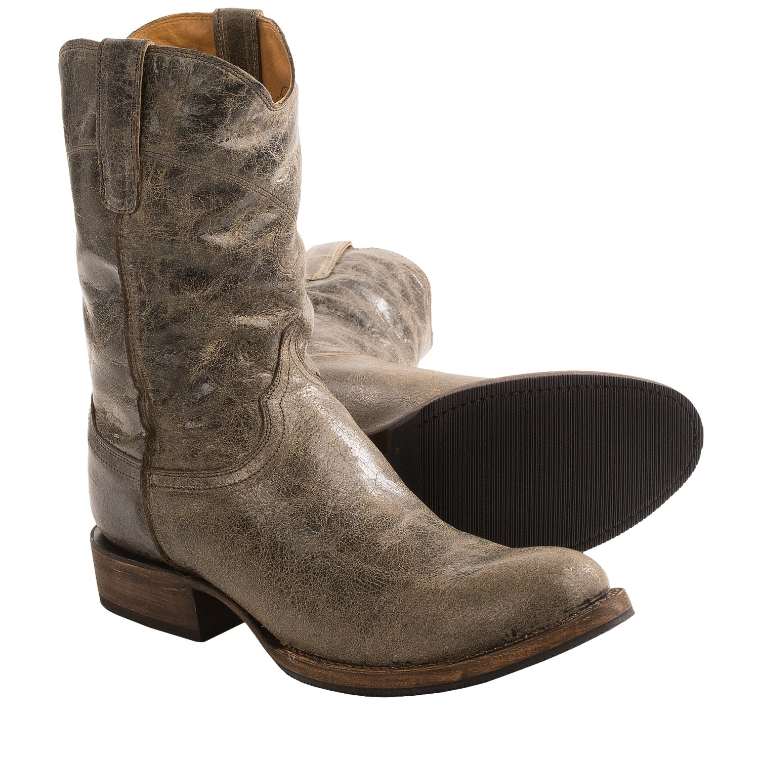 how to break in leather cowboy boots