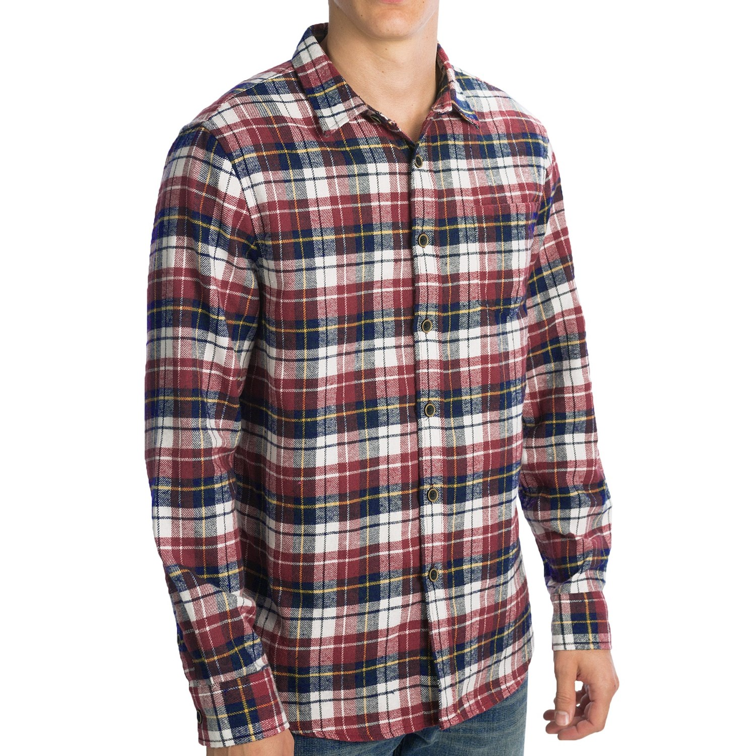 slim fit flannel shirt for men 8250y save 82