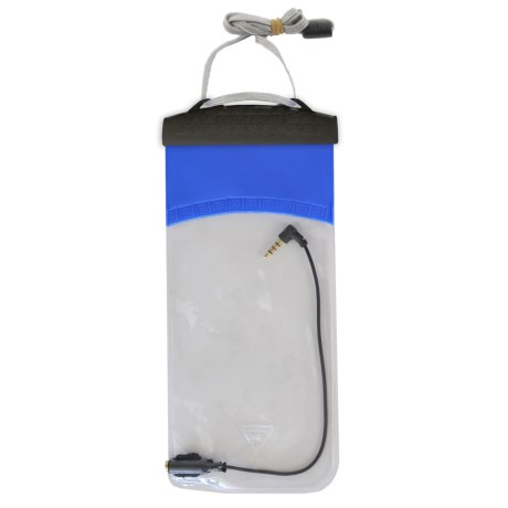 Seattle Sports E-Merse Clear Audio Dry Case