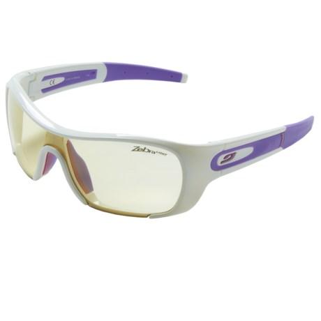 Julbo Groovy Sunglasses - Zebra Light Photochromic Lenses (For Women)