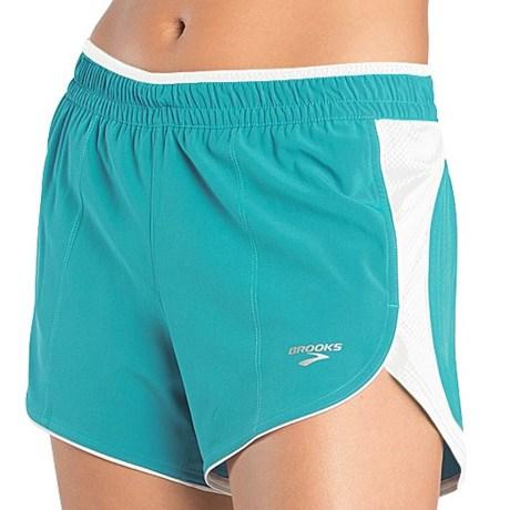 Brooks Epiphany III Stretch Shorts (For Women)