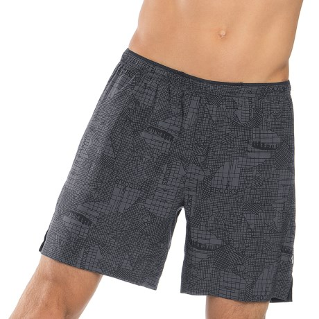 Brooks Sherpa IV 2-in-1 Shorts - Liner Briefs  (For Men)