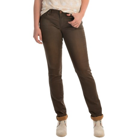 Agave Denim Athena Skinny Jeans - High Rise (For Women)
