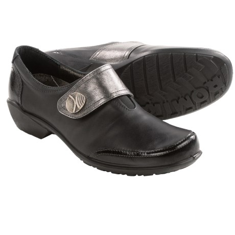 Romika City Light 73 Shoes - Leather, Slip-Ons (For Women)