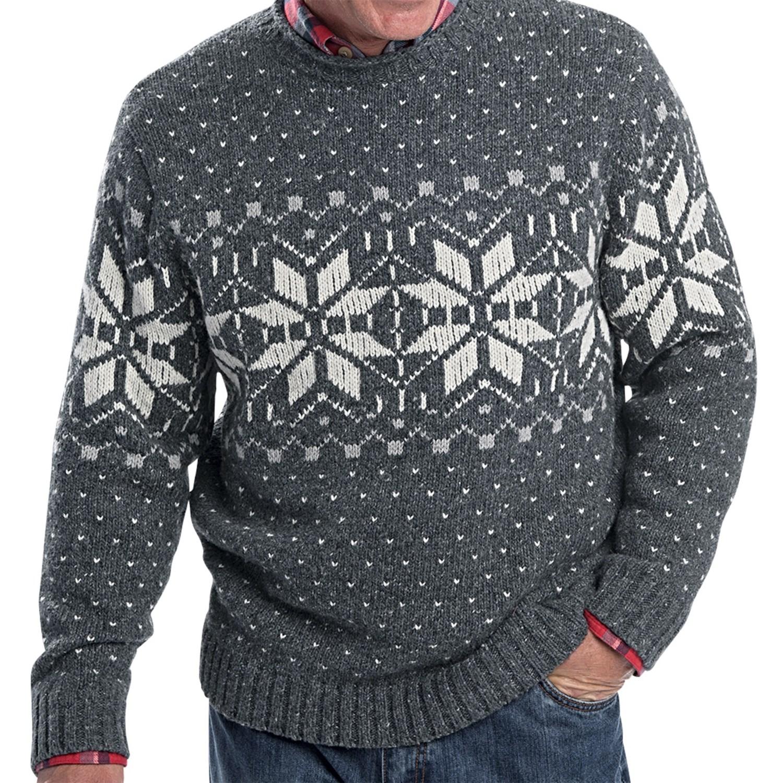 Woolrich Fair Isle Sweater 2