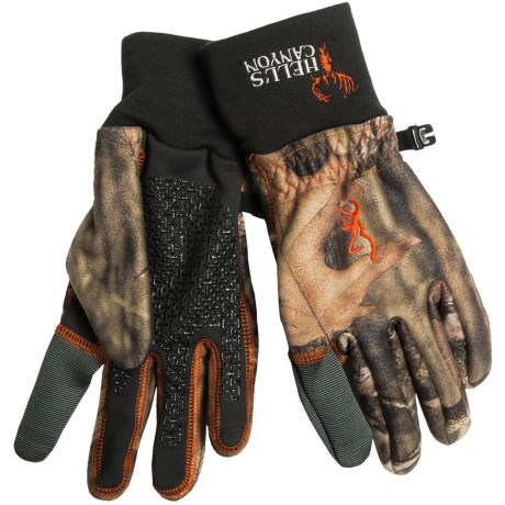 Browning Hell's Canyon Gloves (For Men)