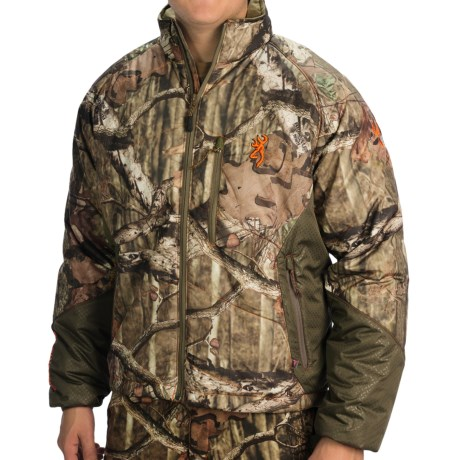 Browning Hell's Canyon PrimaLoft® Jacket - Insulated (For Big Men)