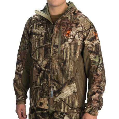 Browning Hell's Canyon Packable Rain Jacket (For Big Men)