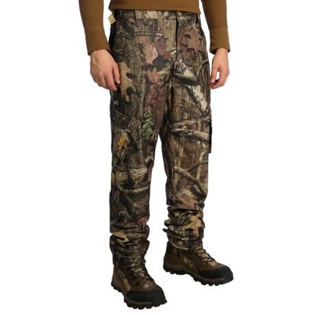 Browning Wasatch Mesh Lite Pants (For Big Men)