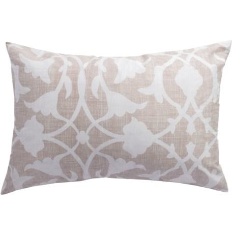 Barbara Barry Poetical Pillow Sham - Queen, Cotton Percale