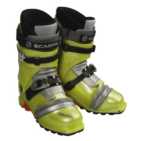 Scarpa F1 Ski Boots - Alpine Touring (For Men and Women)