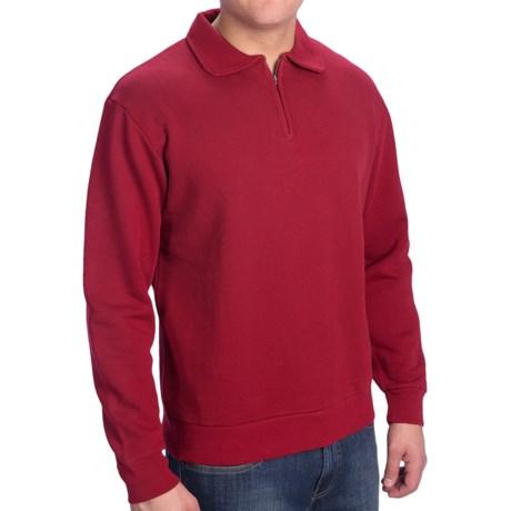 Pendleton Alberta Fleece Pullover Shirt - Zip Neck, Long Sleeve (For Men)