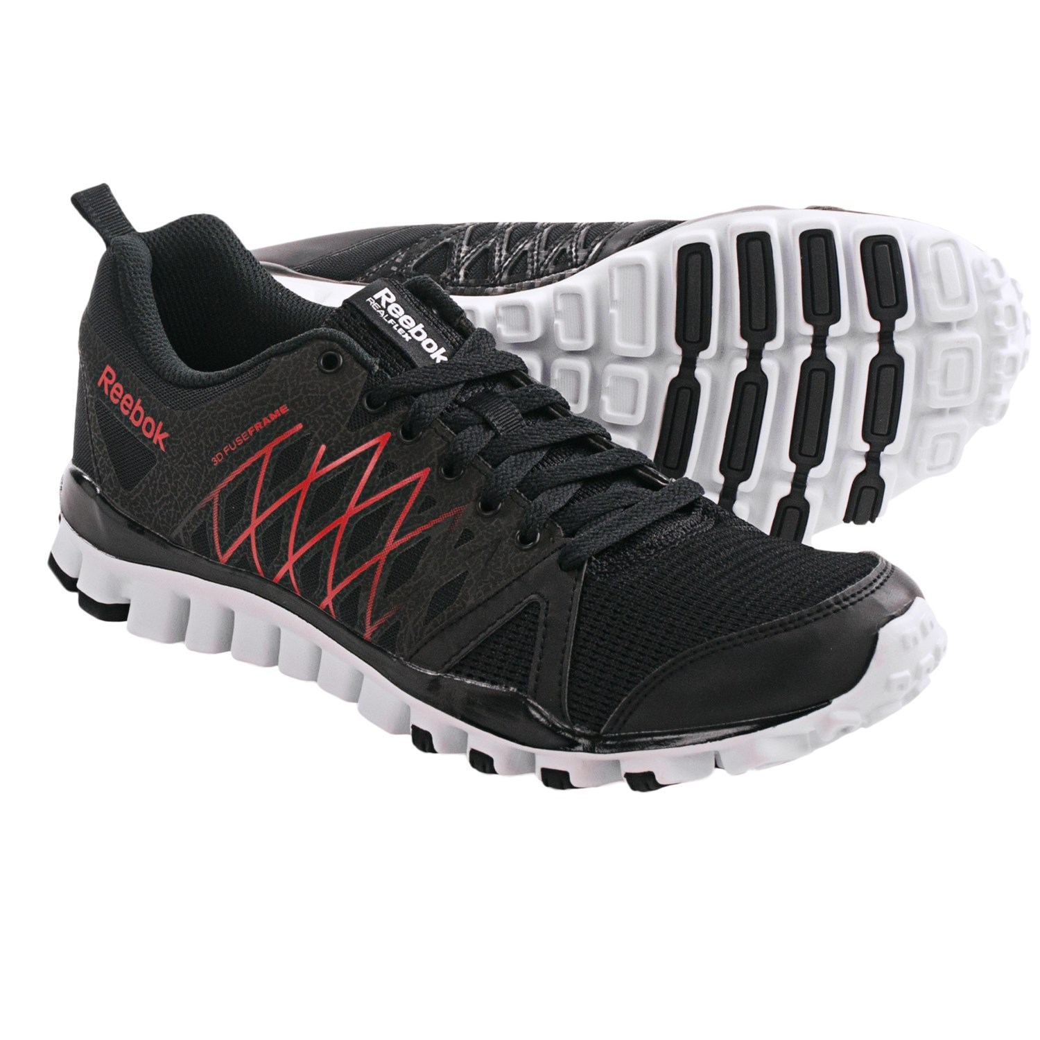 reebok realflex advance 20 training shoes for men 8326y