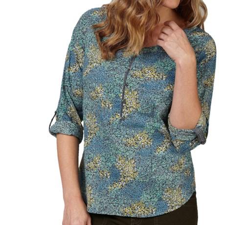 Royal Robbins Wildflower Shirt - Long Sleeve (For Women)