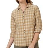 Royal Robbins Plaid Shirt - UPF 35+, Long Sleeve (For Women)
