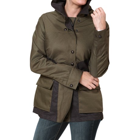 Royal Robbins Mobilizer Trench Coat (For Women)