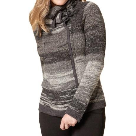 Royal Robbins Tambo Cardigan Sweater - Shawl Collar, Zip Front (For Women)