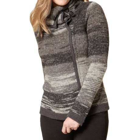 Royal Robbins Tambo Cardigan Sweater - Shawl Collar, Zip Front (For Women)