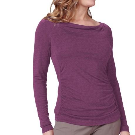 Royal Robbins Essential Cowl Neck Shirt - UPF 50+, TENCEL® Stretch Jersey, Long Sleeve (For Women)
