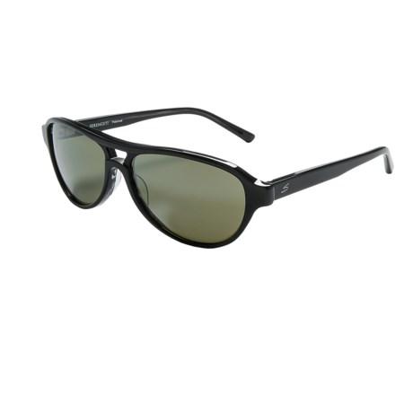 Serengeti Imperia Sunglasses - Polarized Glass Lenses