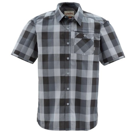 Simms Espirito Shirt - UPF 30+, Short Sleeve (For Men)