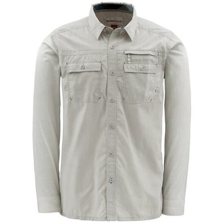 Simms Cuda Shirt - UPF 30, Long Sleeve (For Men)