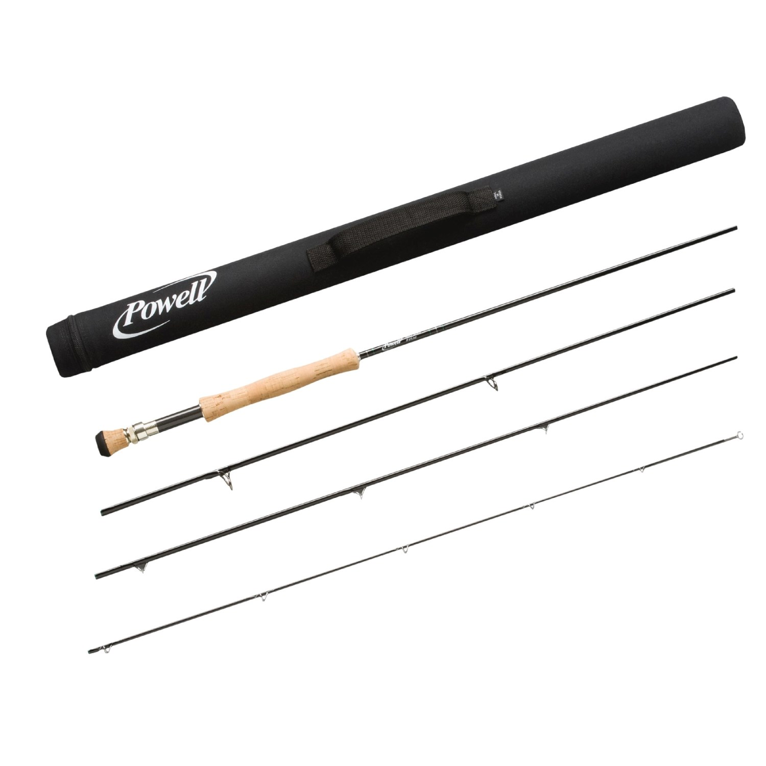 Powell timax fly rod four piece 83604 save 46 for Powell fishing rods