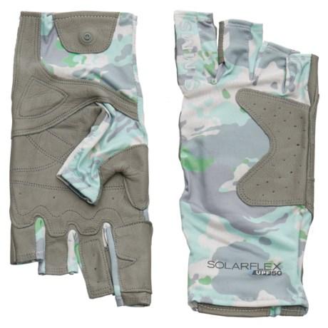 Simms Solarflex Guide Gloves - UPF 50 (For Men)