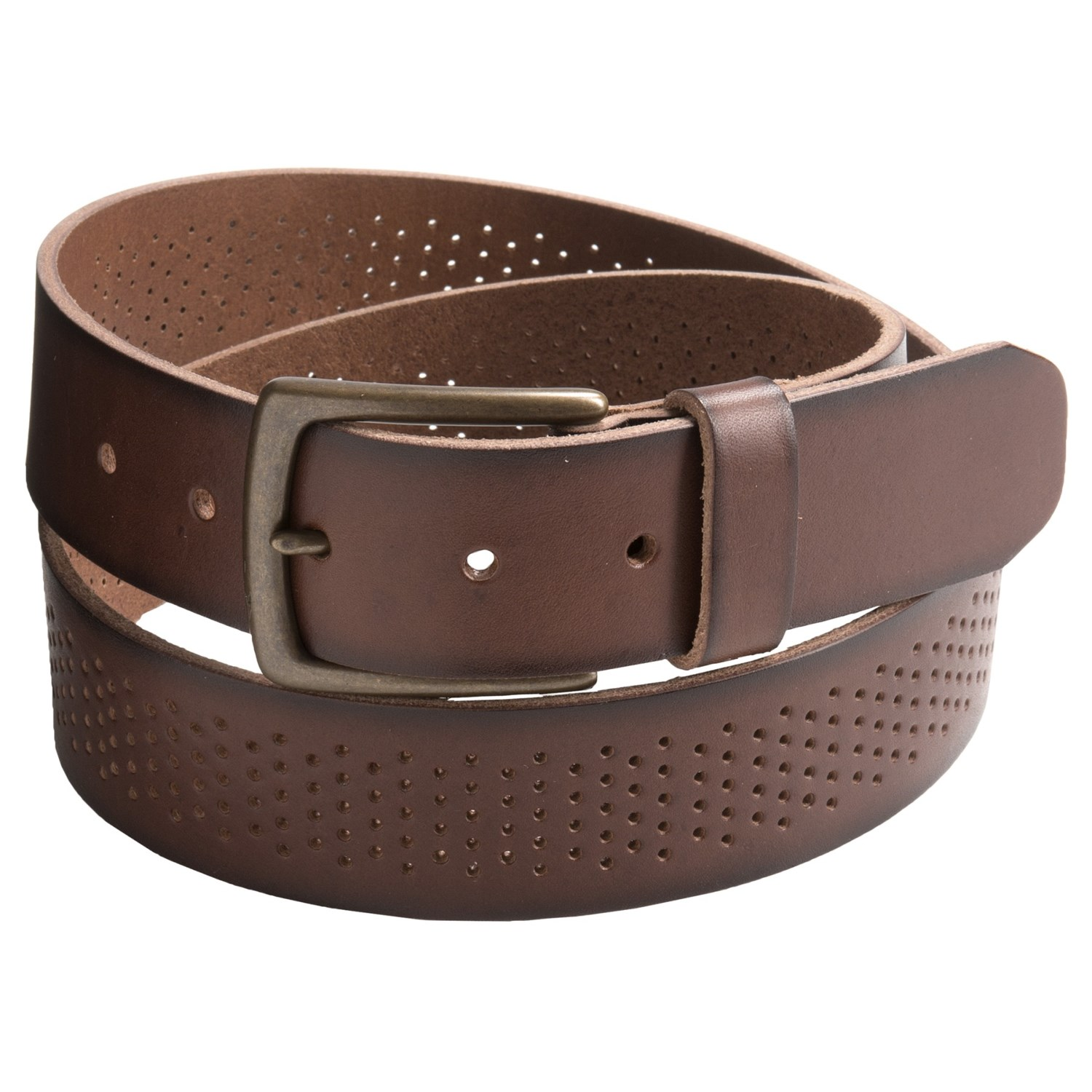 reward micro perforated leather belt for 8362g